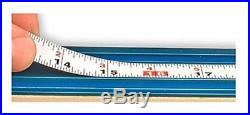 12ft Measuring Tape Miter Router Table Saw Drill Press Jig Fence Attachment Tool