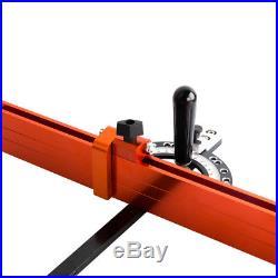 18 Inch Miter Gauge Fence System