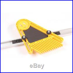 1Set Dual Featherboard Multi-purpose for Router Tables Saw Miter Gauge Fence KPA