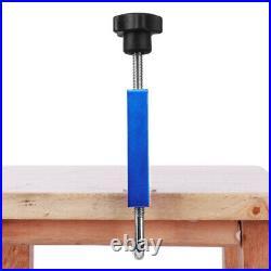 2pcs Carpenter Fence Clamp 120mm Fence Flip for DIY Carpenter Woodworking