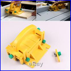3D Safety Push Block Router Kit Woodworking Pusher Pad For Table Fence Band Tool