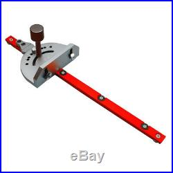 45mm Tablesaw Mitre Fence Angle Guide Part Table Saw