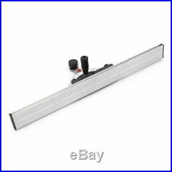 60 80 100cm Band Saw Router Table Angle Miter Gauge With Fence T Slot Aluminum