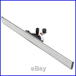 60 Band Saw Table Saw Router Table Angle Miter Gauge with Fence/T Slot T TrU3Y8