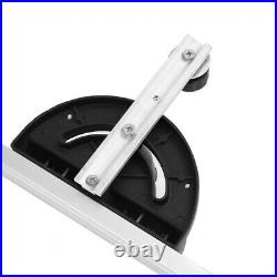 60cm Bandsäge Router Table Angle Gehrungssäge Guide Gauge Fence Table Saw