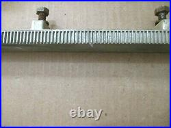 6161 Fence With Rack Older Mdl 113.1011 8 Craftsman Table Saw With20 Deep Table