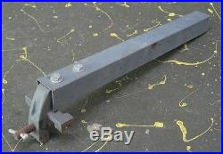 AMT Table Saw Replacement Parts Rip Fence
