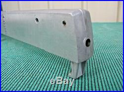 All Aluminum Fence for 10 inch Table Saw Clamping length Distance 19-1/4