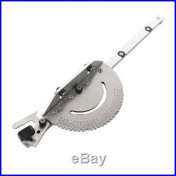 Aluminum Table Saw BandSaw Router Angle Miter Gauge Mitre Fence For Woodworking