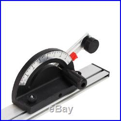 Bandsaw Cut Angle Mitre Guide Gauge Fence For Router Table Saw Woodworking Tool