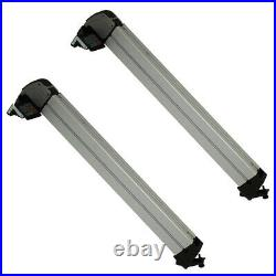 Bosch 2 Pack Of Genuine OEM Replacement Rip Fences # 2610015083-2PK