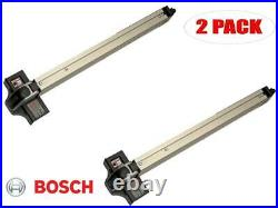 Bosch 2 Pack Of Genuine OEM Replacement Rip Fences # 2610950148-2PK