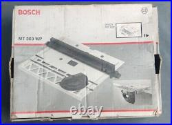 Bosch MT 300WP Jigsaw Inversion Saw Table Bench Accessory 0603037103 Fence Mitre