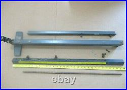 Cam-Lock Rip Fence 62952 WithGuide Bars For Craftsman 10 Table Saw 113.298720 Etc