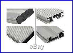 CarAngels Aluminum Fence for Table Saw Carpenter DIY Tool with Miter Truck 600MM