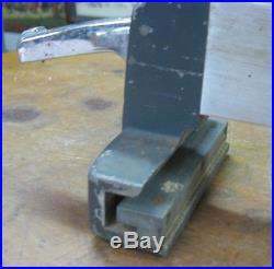 Craftsman 103. Model Table Saw replacement parts Fence for 20-in. Table