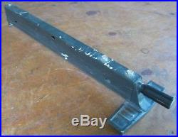 Craftsman 10 in. Motorized Table Saw replacement parts Fence for 20 Table