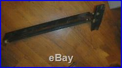 Craftsman 113 10 Table Saw Twist Lock Fence 27 Table