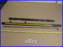 Craftsman 113. XXX 10 Table Saw Fence Rails And Spread Bar