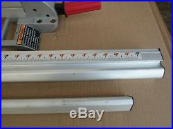Craftsman Align-A-Rip Fence & Guide Rails, for 27 deep table saw
