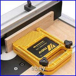 Craftsman Double Feather Board Kit For Router Table Fences Best Gauge Miter I2H8