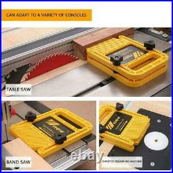Craftsman Double Feather Board Kit For Router Table Gauge Fences Best Miter U4A8