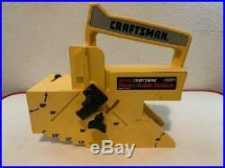 Craftsman Fence Guide System 932371