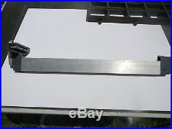 Craftsman TableSaw 103 FENCE KING SEELEY Vintage for 20 deep table