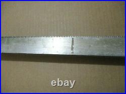 Craftsman Table Saw 6305 Fence Gear Rack from Older Model 113.29991 27521 etc