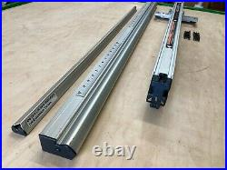 Craftsman Table Saw Aluminum Fence Align A Rip 2412 for 113 or 315 model