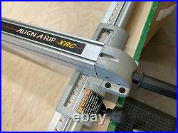 Craftsman Table Saw Aluminum Fence Align A Rip XRC 113 or 315 model