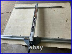 Craftsman Table Saw Aluminum Fence XR-2412 for 113 or 315 model