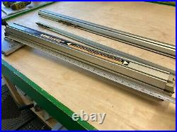Craftsman Table Saw Aluminum Fence upgrade XR-2412 for 113 or 315 model 2412