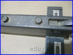 Craftsman Table Saw Rip Fence 62290 & Gear Rack 62212 Mdl 113.27520 29960 etc