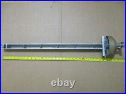 Craftsman Table Saw Rip Fence Assembly 6417 from Older 10 Model 113.29991 etc