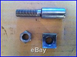Delta Rockwell Fence Rail Bolt, Spacer And Nut Vintage 10 Table Saw Unisaw