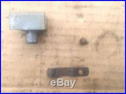 Delta Rockwell Jr Unisaw Table Saw Fence Wedge with Spring Clip TAM-145 TAM-160
