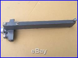 Delta Rockwell Milwaukee 14 Band Saw Rip Fence Made from an 8 Table Saw Fence