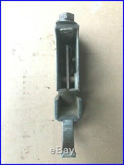 Delta Rockwell Table Saw Fence Rear Slide Block Clamp use with 1 3/8 dia. Rails