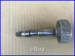 Delta Rockwell Table Saw Unisaw Geared Micro Knob for Fence TCS-272-S