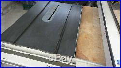 Delta Rockwell Unisaw 10'' Table Saw With Biesmeyer Fence And Excalibur Dust