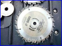 Delta Unifence Saw Guide Table Saw Fence for Unisaw or other saws plus blades