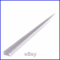Double Feather Board With 80cm T-slot Miter Track For Router Table Saw Fences