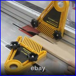 Double Featherboard For Router Table Saw Miter Gauge Fence Woodworking 201