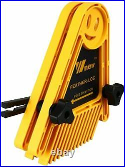 Double Featherboard For Router Table Saw Miter Gauge Fence Woodworking Accessory