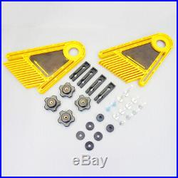 Double Featherboard For Trimmer Router Table Saw Fence Woodworking Accessories