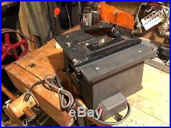 Dremel Model 580-2 Hobbyist 4 Table Saw withFence, Miter Gauge, Guard & Extra-VGC