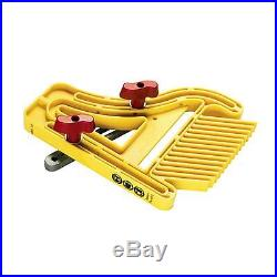 Dual Motion Featherboard for Table Saw Fence Feeder Safety for Miter Gauge Slot