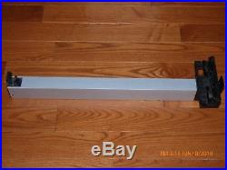 Edge Glide (Rip Fence) for Bosch Table Saw