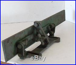 Electric Carpenter Jointer Fence Woodworking Machinery Co